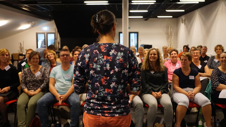 Presentatie door Sabine Jansen - Lifefullness Coaching