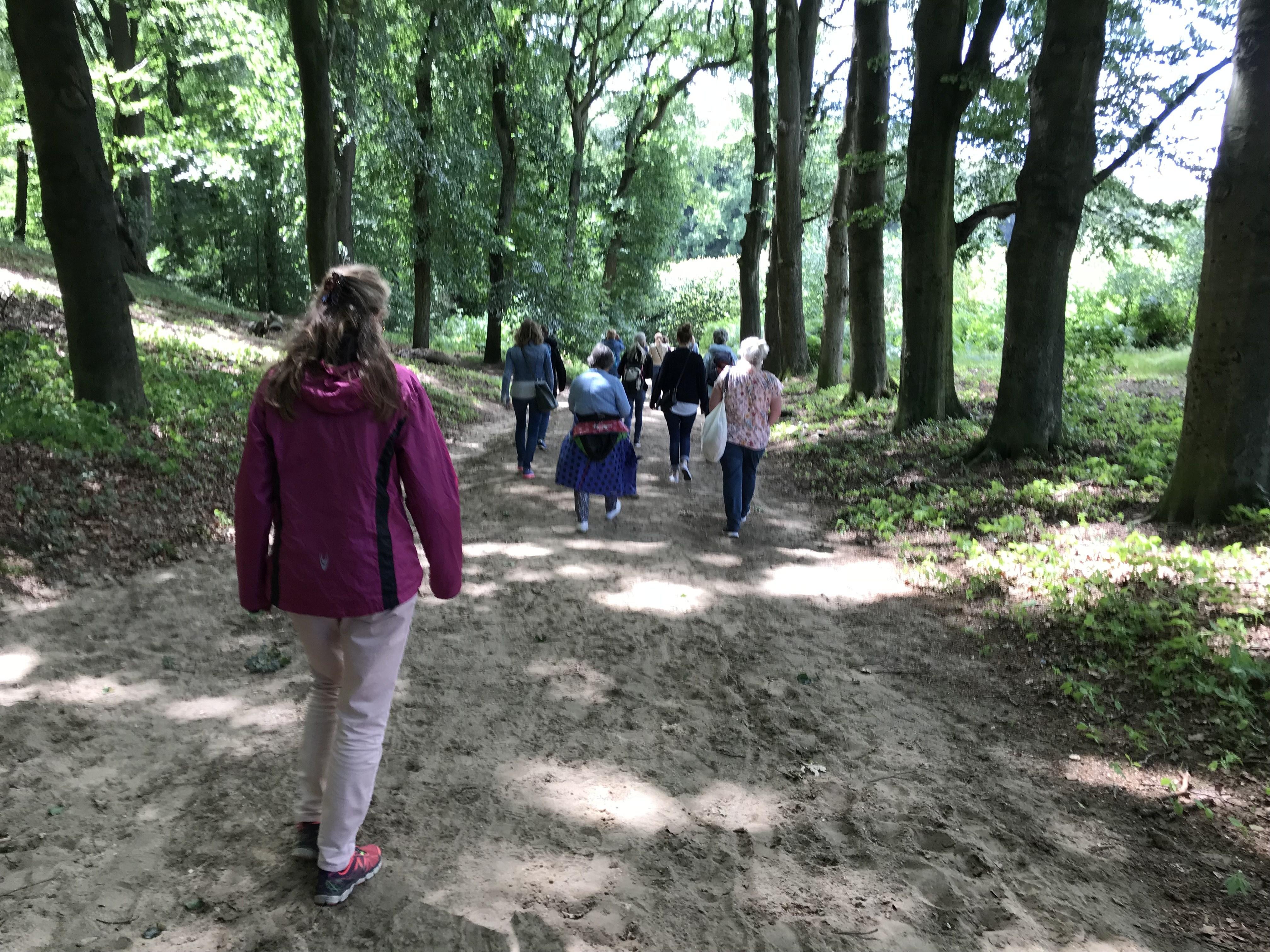 Voorjaars wandeling -Lifefullness Coaching
