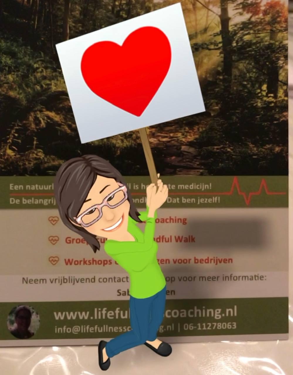 Happy Virtual Assistent Sabine - Lifefullness Coaching
