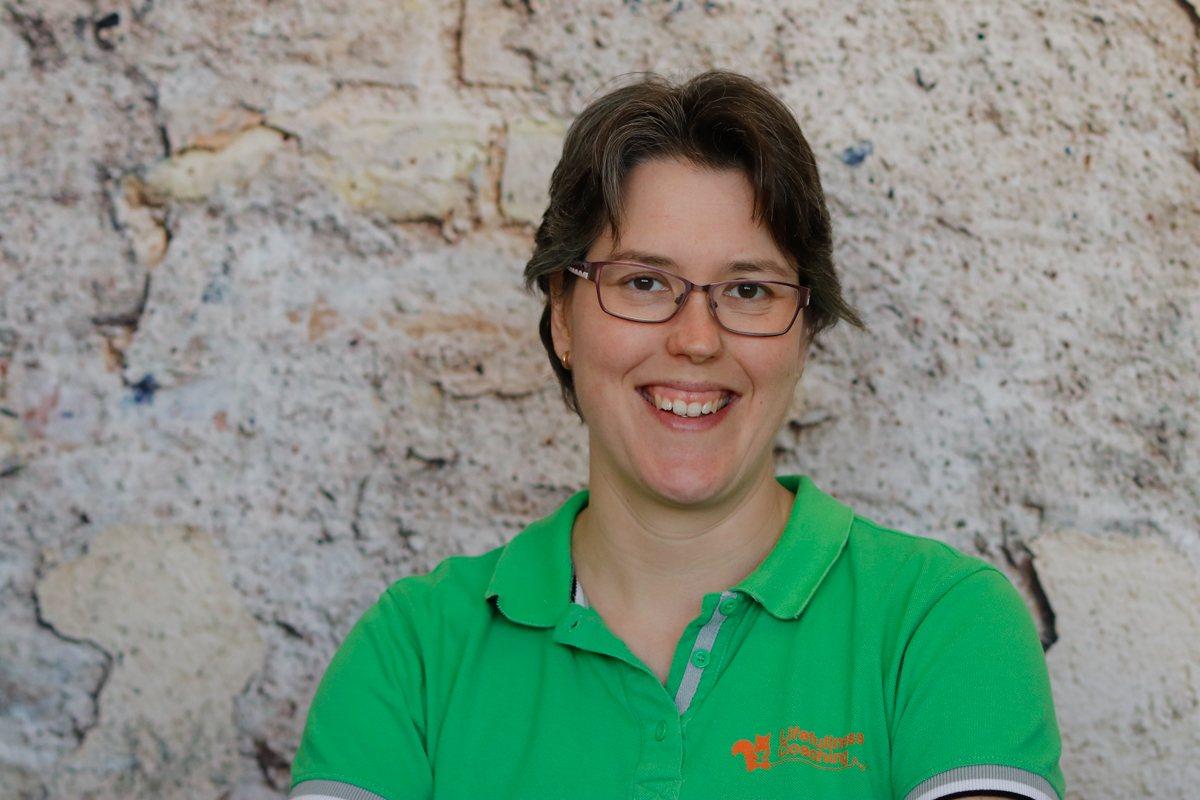 Lifefullness coach Sabine Jansen
